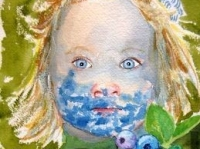 girl-with-blueberries